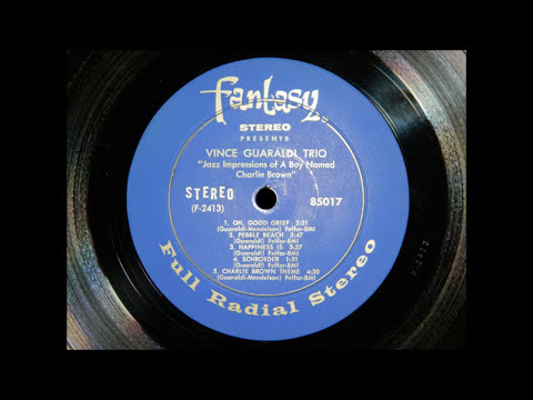The Vince Guaraldi Trio -