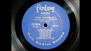 "The Vince Guaraldi Trio - ""Charlie Brown Theme"" - Original Stereo LP - HQ - Sound Engineering Series"