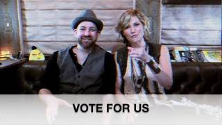 "Sugarland Autotunes the Vote: ""Stuck Like Glue"" for 2011 CMT Video of the Year!"
