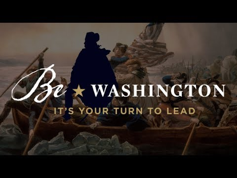 Be Washington Interactive Theater (Trailer)