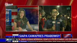 Download Video Suasana Jelang Deklarasi Cawapres Prabowo MP3 3GP MP4