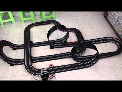Circuit automobile electrique Carrera