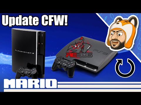 How to Update CFW on a Jailbroken PS3