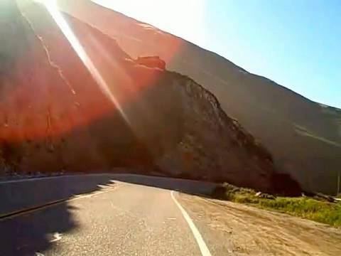 BIG SUR, CALIFORNIA! BICYCLING, STRAIGHT UP! BIKE TOURING the WEST COAST! vid#32