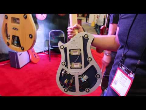 Relish Guitars Switzerland @ 2017 Summer NAMM
