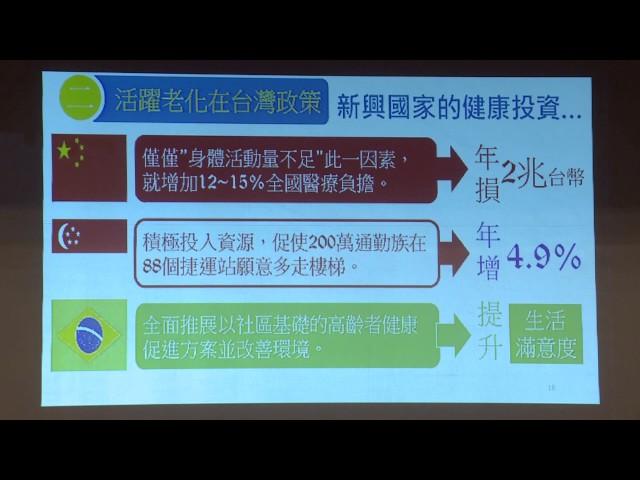 Preview - 2016-12-04 Session 1 活躍老化的現況與未來發展 (何信弘)