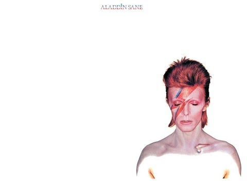 David Bowie - Aladdin Sane (1913-1938-197?) - 1973 - with lyrics