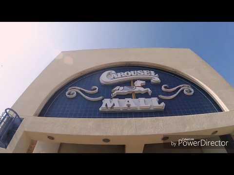 GHOST MALL IN SAN BERNARDINO[carousel dead Mall2017]
