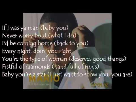 Let Me Love You Mario Mp3 Download - MusicPleer