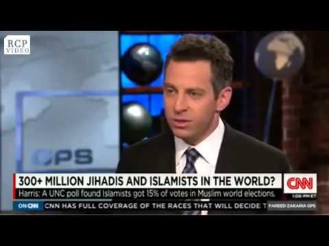 Sam Harris vs. Fareed Zakaria on Islam