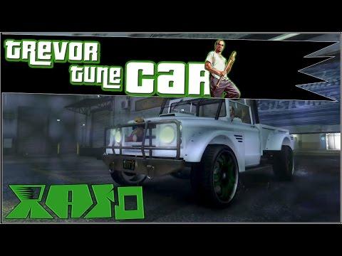 [RafO]Trevor tune Car..