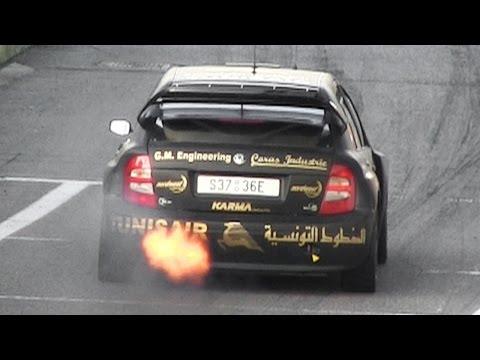 Škoda Fabia WRC: The Rally Car W/ The Most INSANE Turbo Anti-Lag Launch Control!!