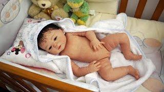 Reborn baby Sofía full body vinyl // Cuerpo completo de vinilo