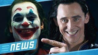 Neuer Joker spaltet Fans & Loki lebt: In Bezahl-Serie - FLIPPS NEWS