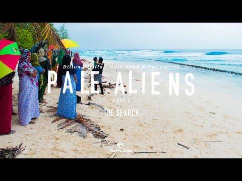 Pale Aliens - Part 1   The Search