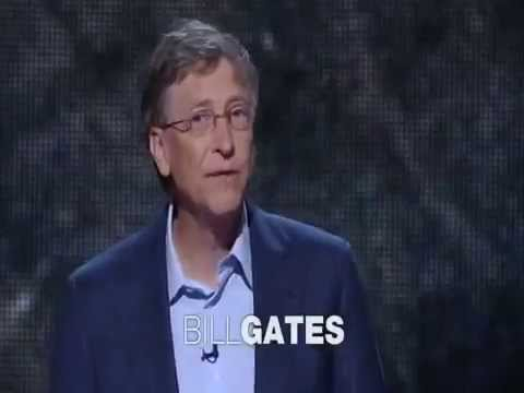 Bill Gates on Mentors