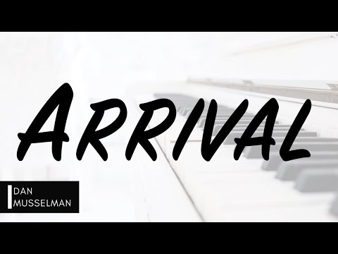 ARRIVAL by Hillsong Worship. Piano Instrumental [with lyrics].