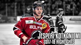 Jesperi Kotkaniemi   2017-18 Highlights