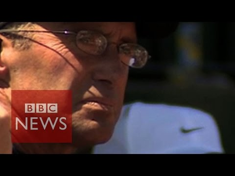 Top athletics coach Alberto Salazar faces doping claims - BBC News