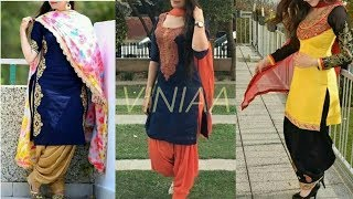 Latest Suits Designs for Women | Punjabi Suit Colour Combination | Ladies Suit Design