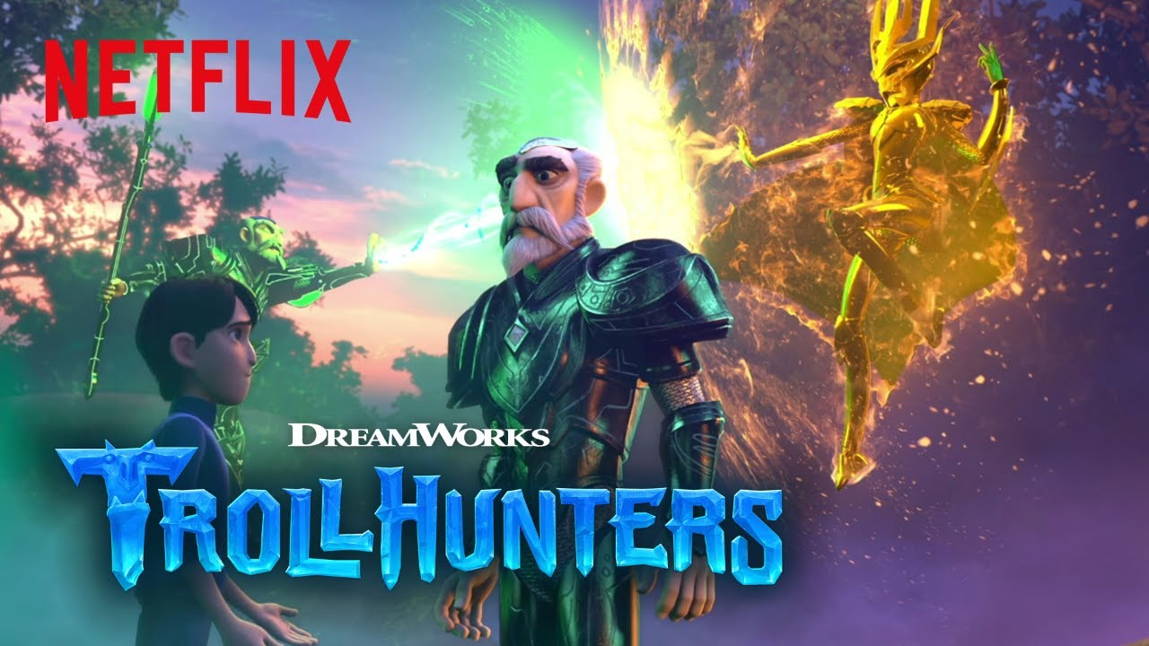 Download The Mother of Monsters | Trollhunters | Netflix Futures