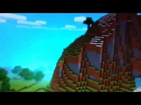 TALL MOUNTAINS SEED minecraft pe!!!