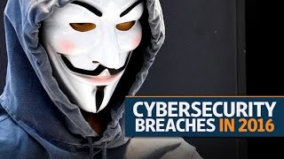 From Apple privacy policy to John Podesta email leaks, cybersecurity breaches topped 2016