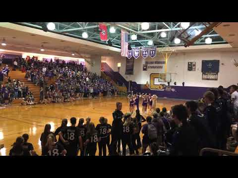 Clarksville High School Homecoming Pep Rally 2018