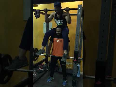The shoulder shrug - core fitness 2017 - 2018 Best Gym in Bangalore