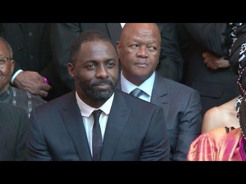 Idris Elba próximo James Bond?