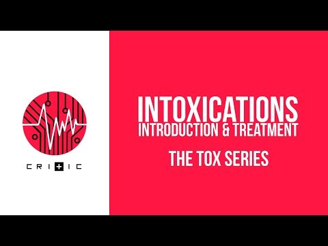 Introduction To Intoxications - General Treatment Of The Poisoned Patient