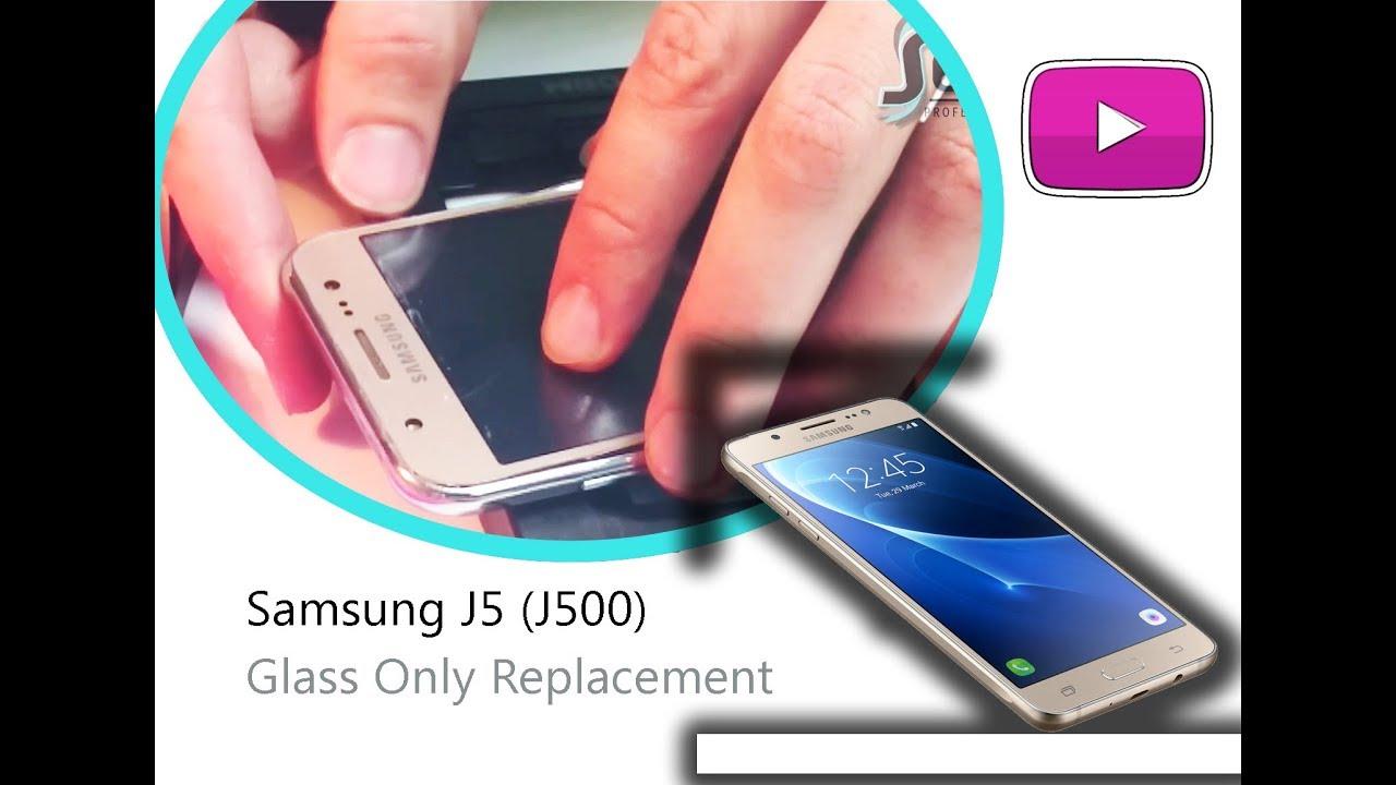Samsung J5 Display Wechseln