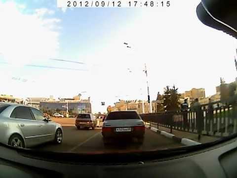 Тамбов ДТП на К.Маркса 12.09.2012