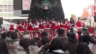 2014/12/23 基町クレド・パセーラクリスマスイベント.
