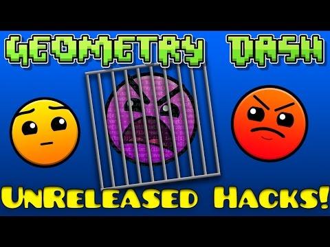 Geometry Dash UnReleased Hacks! [#1]