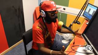 TARRUS RILEY INTERVIEW WITH ALLAN BRANDO JULY 2013