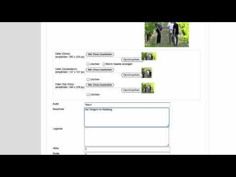 pubcloud - Medien Bilder, Video upload
