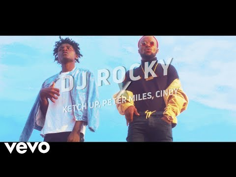 Dj Rocky - Push Back Official Video Ft Ketchup, Cindy & Peter Miles @DjRockyUg