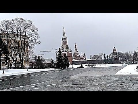 Московский Кремль ВНУТРИ