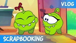 Om Nom Stories: Video Blog - Scrapbooking (St. Valentine's Special) thumbnail