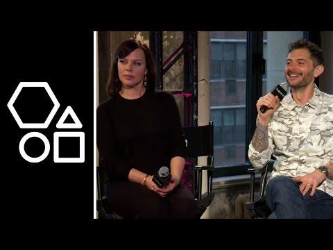 Debi Mazar & Gabriele Corcos Talk 'Extra Virgin'  AOL BUILD