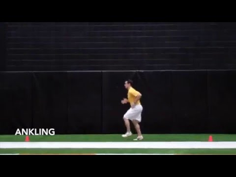 Ankling: 3D Performance Training