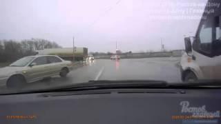 Чудовищная авария на Вересаева в Ростове-на-Дону