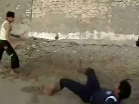 فيلم اكشن تعليمي عن فنون القتال والدفاع عن النفس