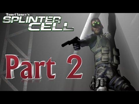 Splinter Cell - Stealth Walkthrough-part 2(Defense Ministry)1080p