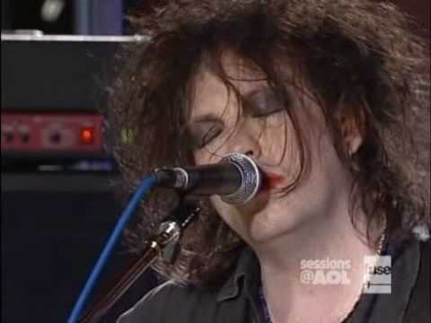 the CureJust like heaven (aol sessions)