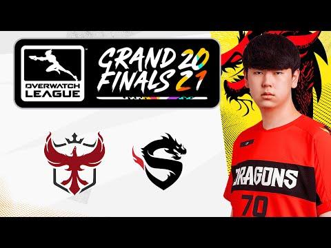 Stream: OWL - Overwatch League 2021 Season | Grand Finals