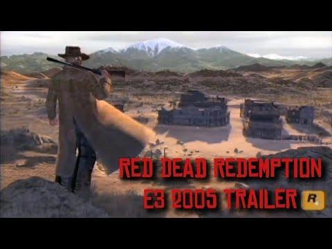 [E3 2005] Red Dead Redemption Teaser Trailer (Rockstar's Old West Project)