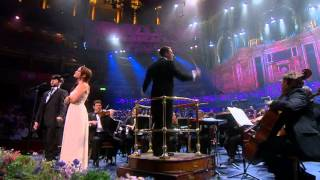 Sierra Boggess & Julian Ovenden singing People Will Say We
