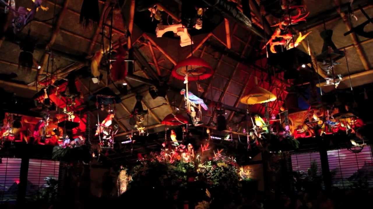 Walt Disney\'s Enchanted Tiki Room 2011 - YouTube